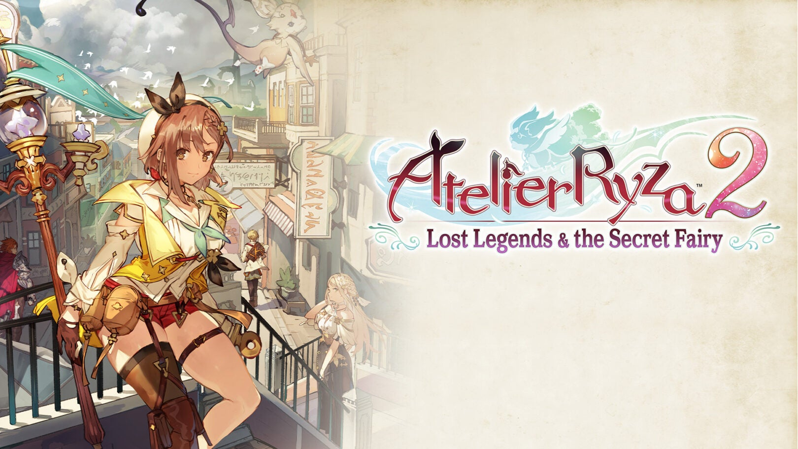 Atelier Ryza 2: Lost Legends and the Secret Fairy Review