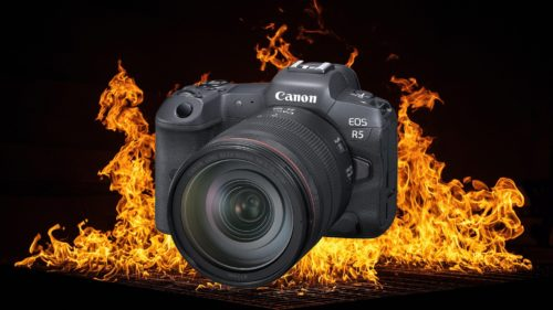 New Canon EOS R5 Firmware Coming in February 2021