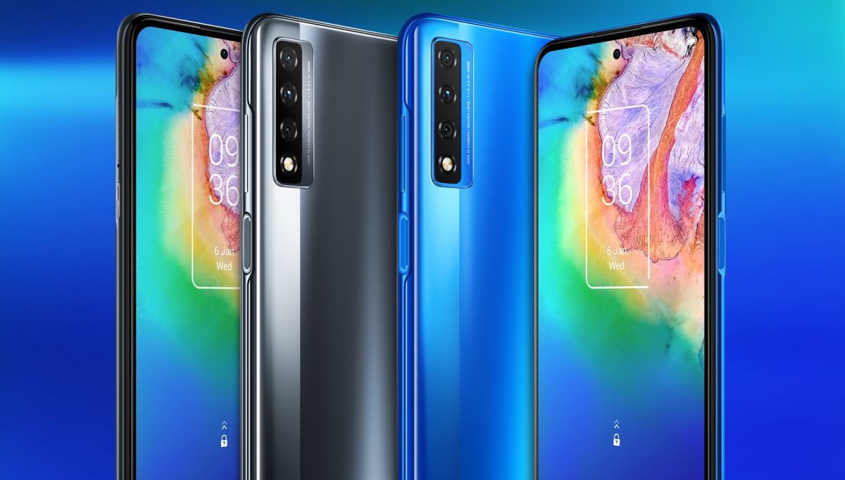 TCL 20 5G series unveiled at CES 2021, and it includes a remarkably cheap 5G phone