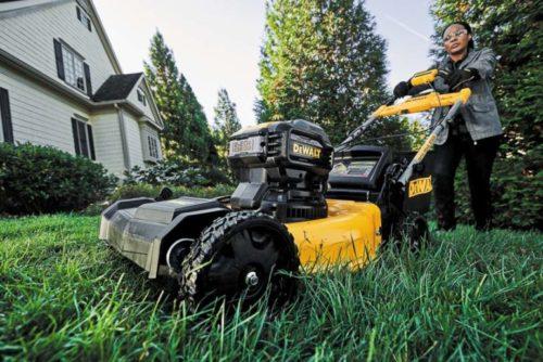 DeWalt 20V Cordless Lawn Mower | Gen2 with 10Ah Batteries