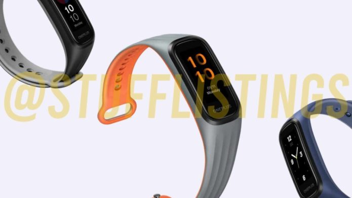 OnePlus Band fitness tracker teased and leaked