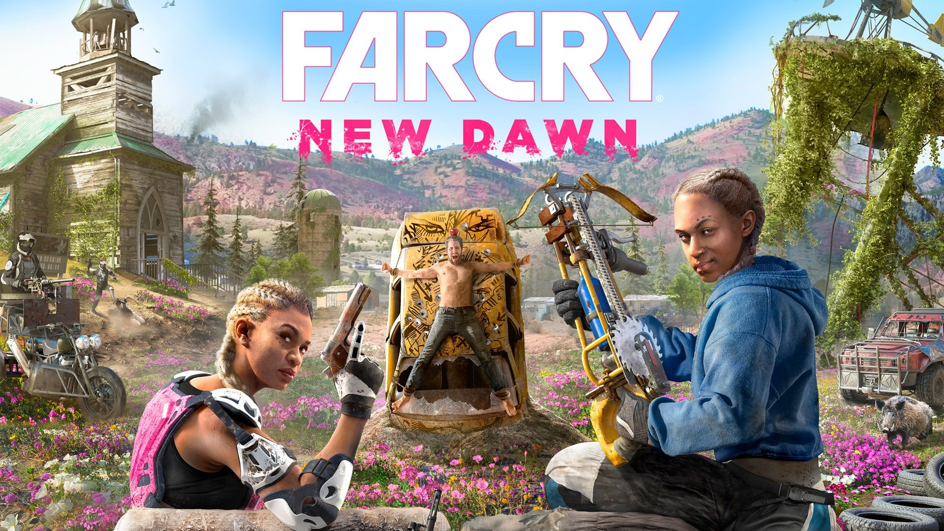 [FPS Benchmarks] Far Cry New Dawn on NVIDIA GeForce GTX 1650 [40W and 50W] – the bigger sibling runs with 60 FPS on Ultra