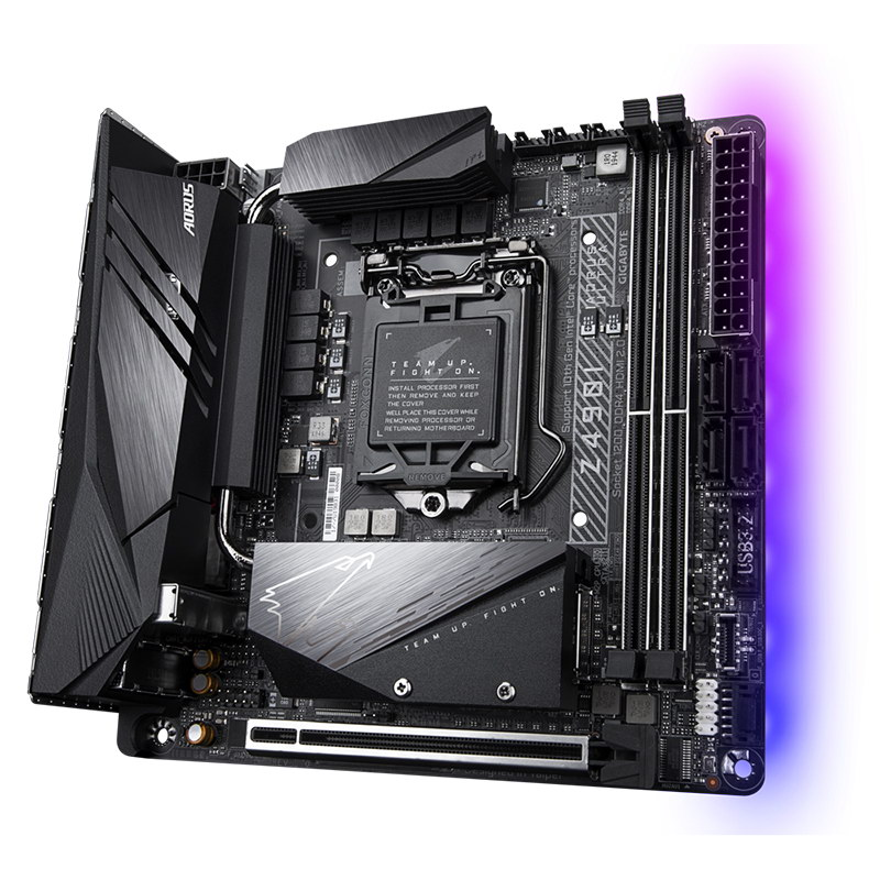 Gigabyte Z490I AORUS Ultra Review