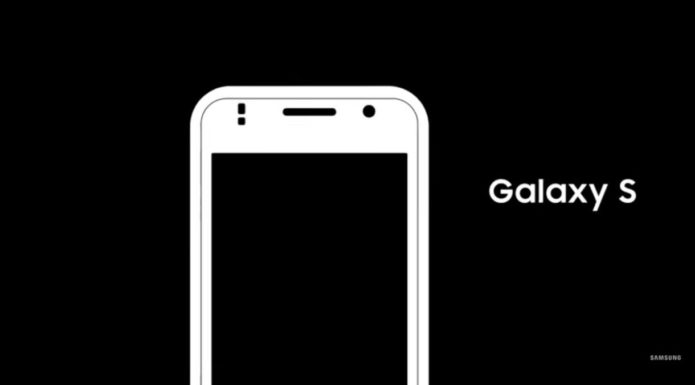 Samsung's first Galaxy S21 teaser is a journey through series history