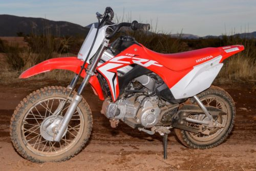 Honda CRF110F EFI Long-Term Test: 11-Year-Old Tested