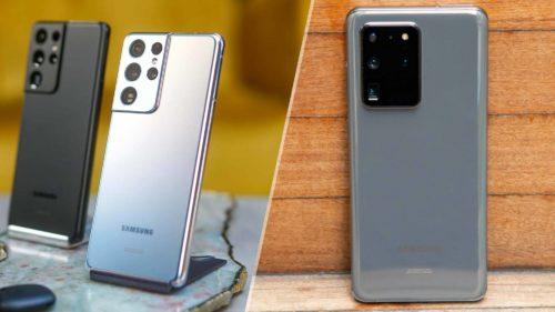 Samsung Galaxy S21 Ultra vs. Galaxy S20 Ultra: Is it a major upgrade?
