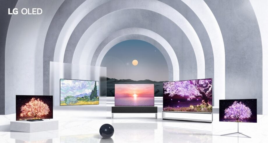 LG unveils its OLED, QNED Mini LED and NanoCell TV range for 2021