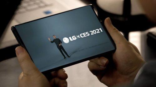 LG confirms it may abandon smartphones