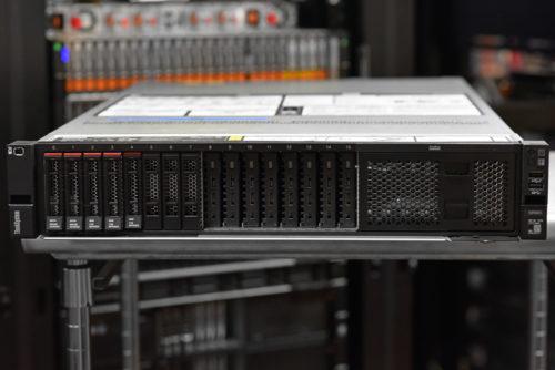 Lenovo ThinkSystem SR665 Server Review