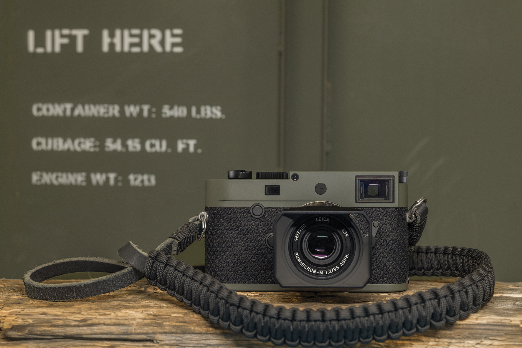 Leica launches Kevlar-covered 'Reporter' version of its M10-P camera