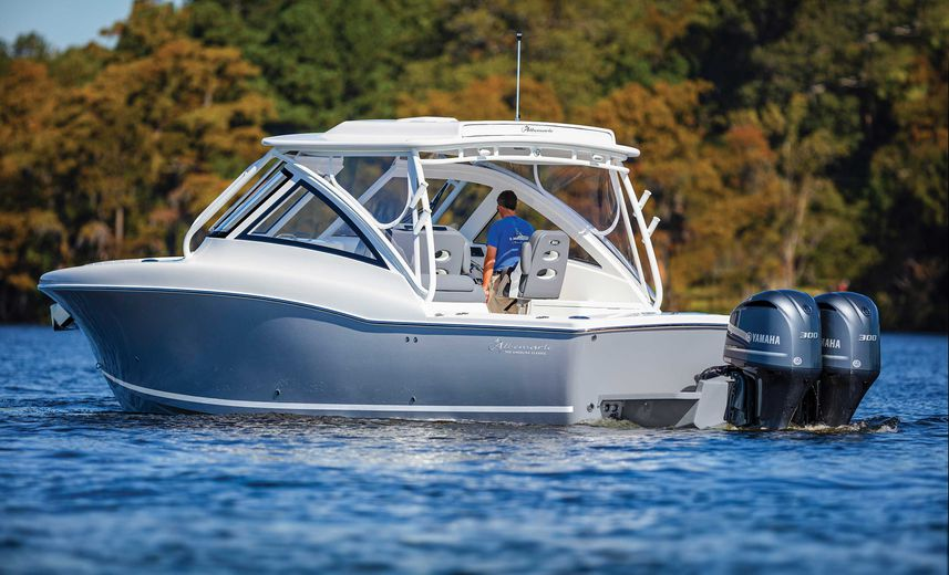 Albemarle 31 DC: 2021 Boat Buyers Guide