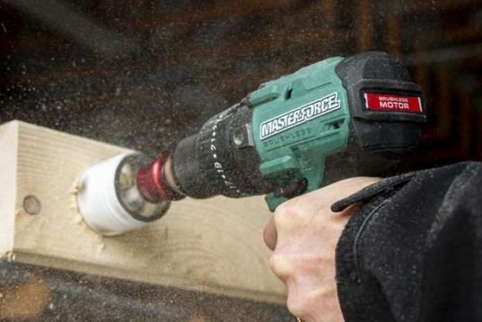Masterforce Boost Cordless Hammer Drill Review