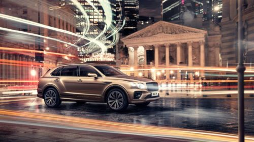 2021 Bentley Bentayga Hybrid sees luxe automaker start its huge EV shakeup