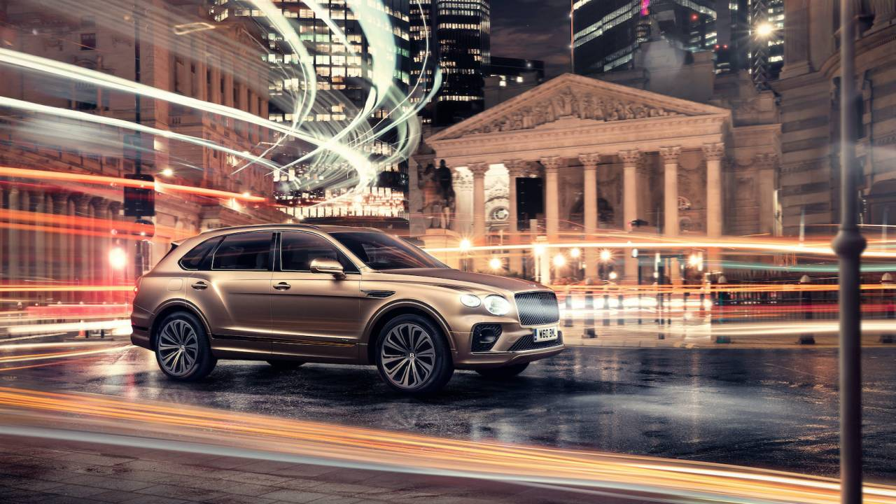 2021 Bentley Bentayga Hybrid sees luxe automaker start its huge EV shakeup