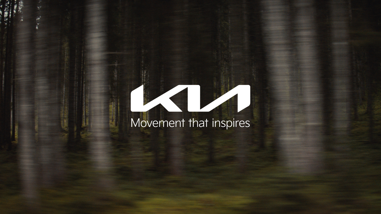 Movement that Inspires: Kia's new logo and brand strategy aims for the future