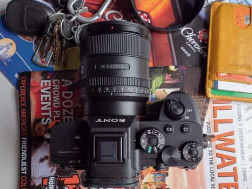 Sony Took Away This One Major Tool from Photographers