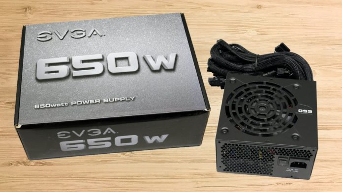 EVGA 650W N1 Power Supply Review