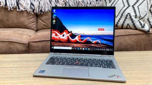 Lenovo ThinkPad X1 Titanium Yoga 2021 – 3:2 display in a premium convertible ThinkPad