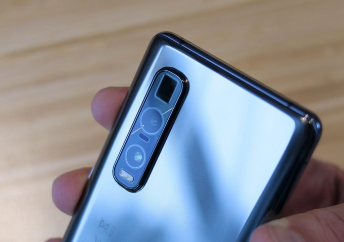 First Oppo Find X3 Pro render reveals a huge, but stylish camera bump