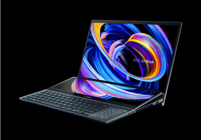 CES 2021 | Asus ZenBook Pro Duo 15 OLED now features Comet Lake-H, RTX 3070 Mobile. and an improved ScreenPad Plus experience