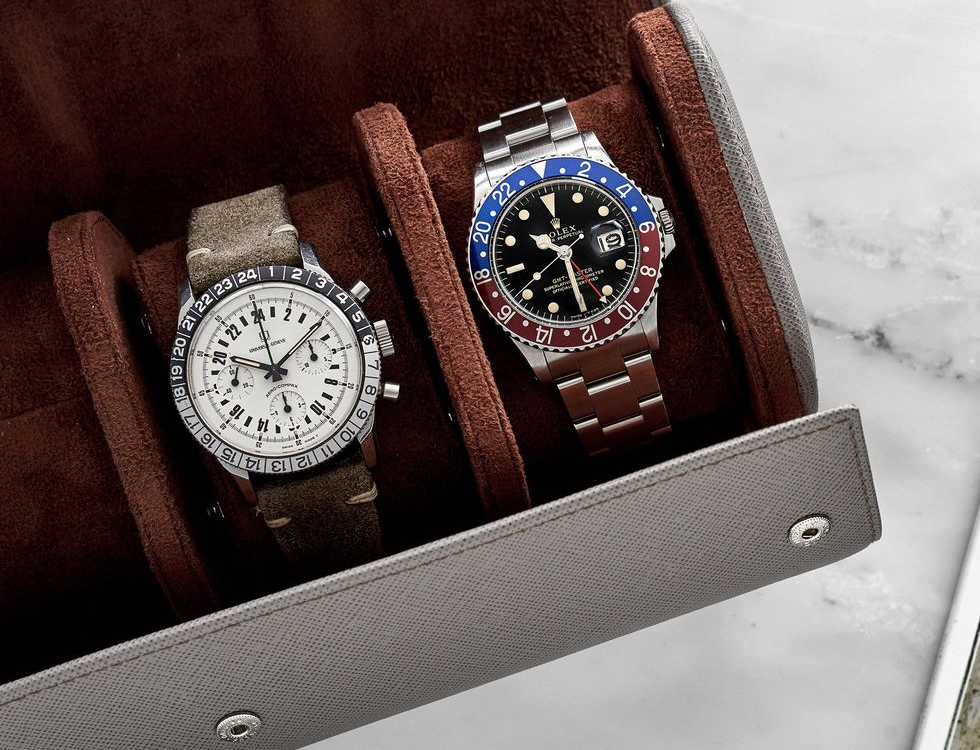 The Ultimate Guide to Watches and Travel