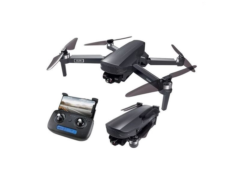 ZLL SG908 Review – 4K Brushless RC Drone