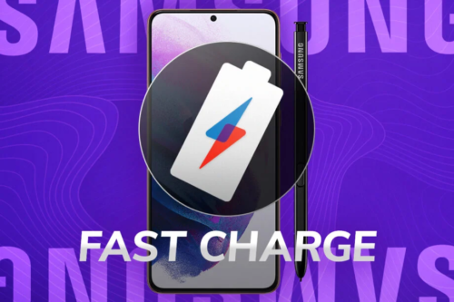 Fast Charge: Even with the S21 Ultra, there's still room for a Note 21