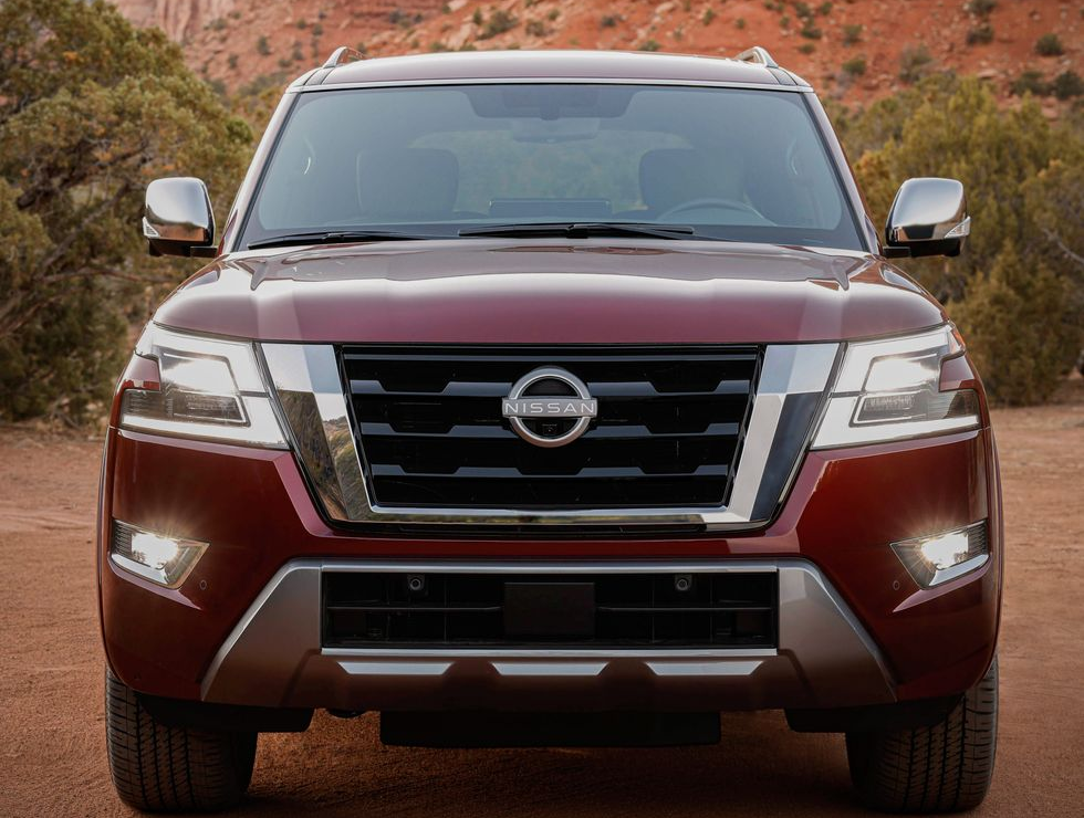 2021 Nissan Armada Gets a Sharper Look, Starts at $49,895