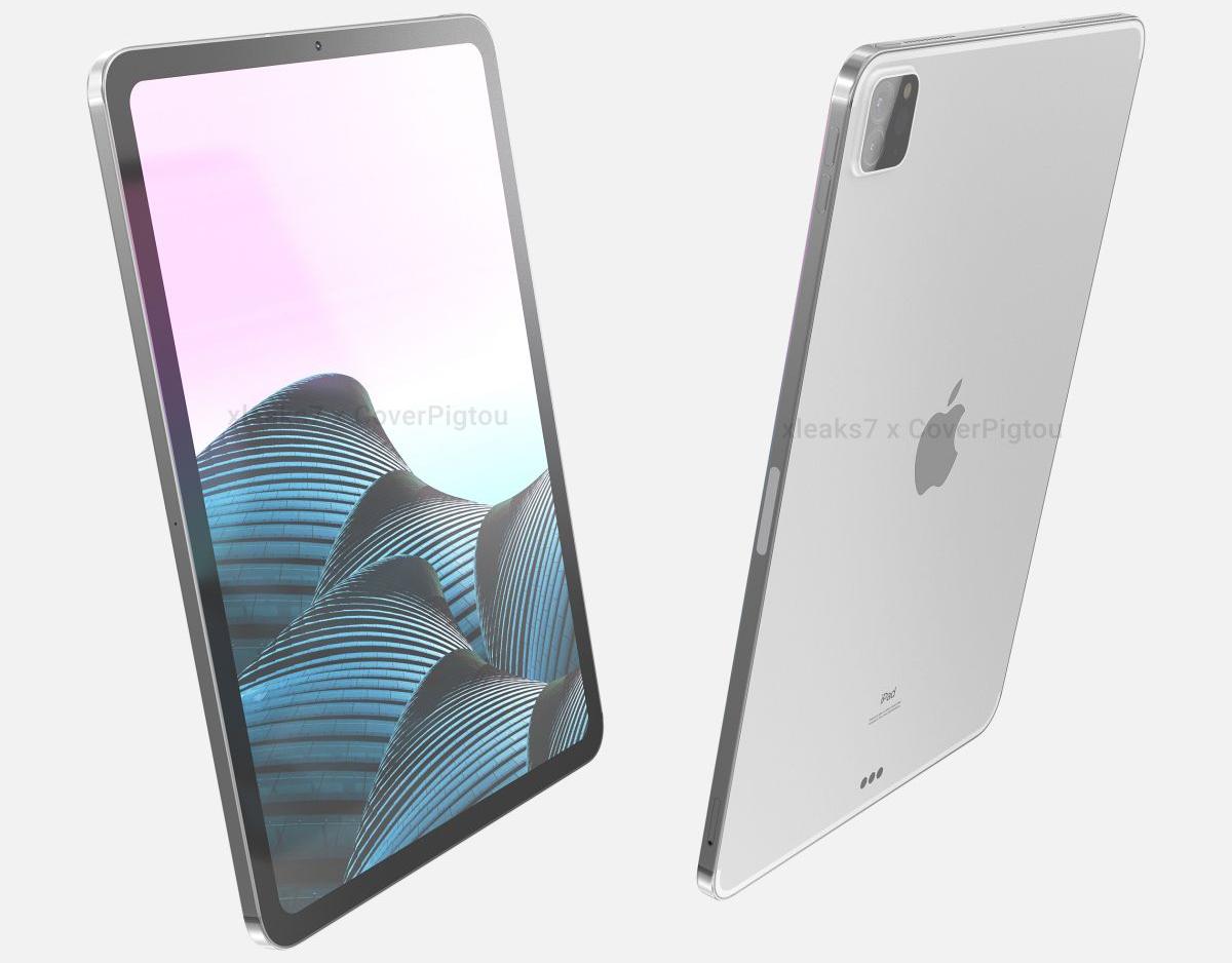 iPad Pro 2021 leak just teased stunning design — and finally 5G