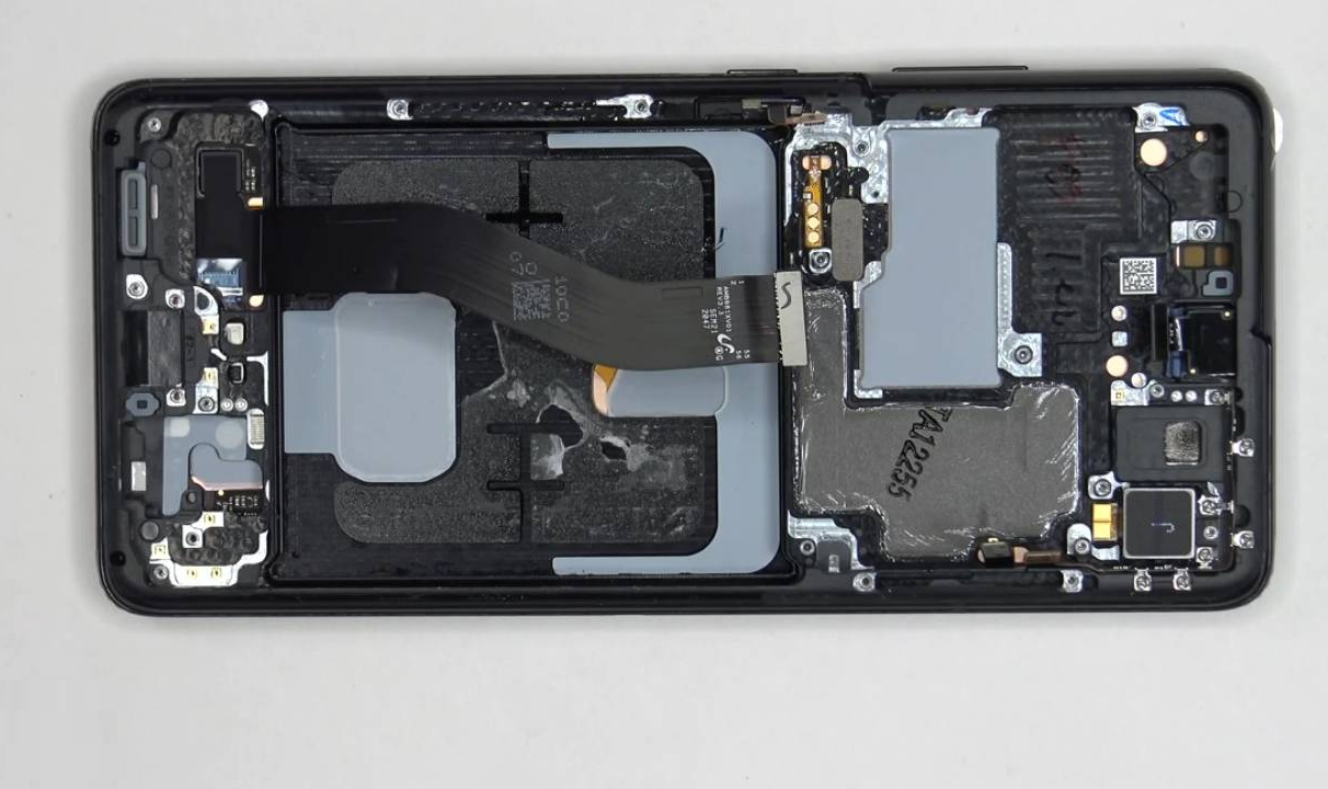 Galaxy S21 Ultra teardown has some disappointing surprises