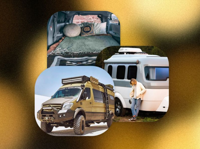 The 14 Most Exciting Camper Vans and Camping Trailers We Saw in 2020