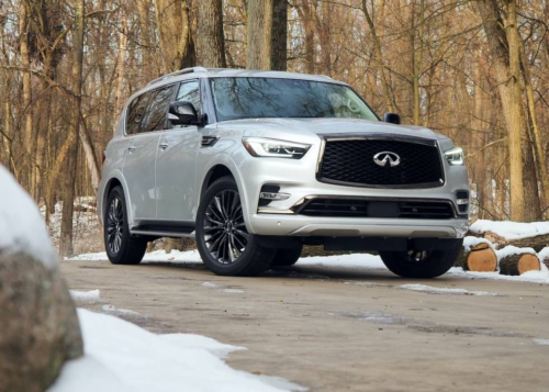 2021 Infiniti QX80 Review – Four-wheeled fratricide