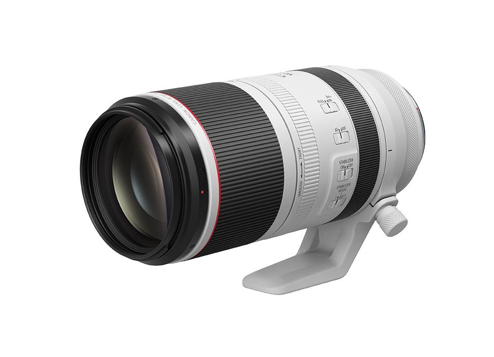 Lensrentals tears down a Canon RF 100-500mm F4.7-7.1 lens to solve the mystery of a cracked element