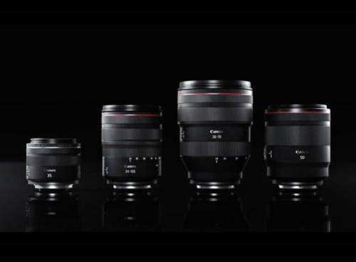 Updated Canon RF Lens Roadmap for 2021