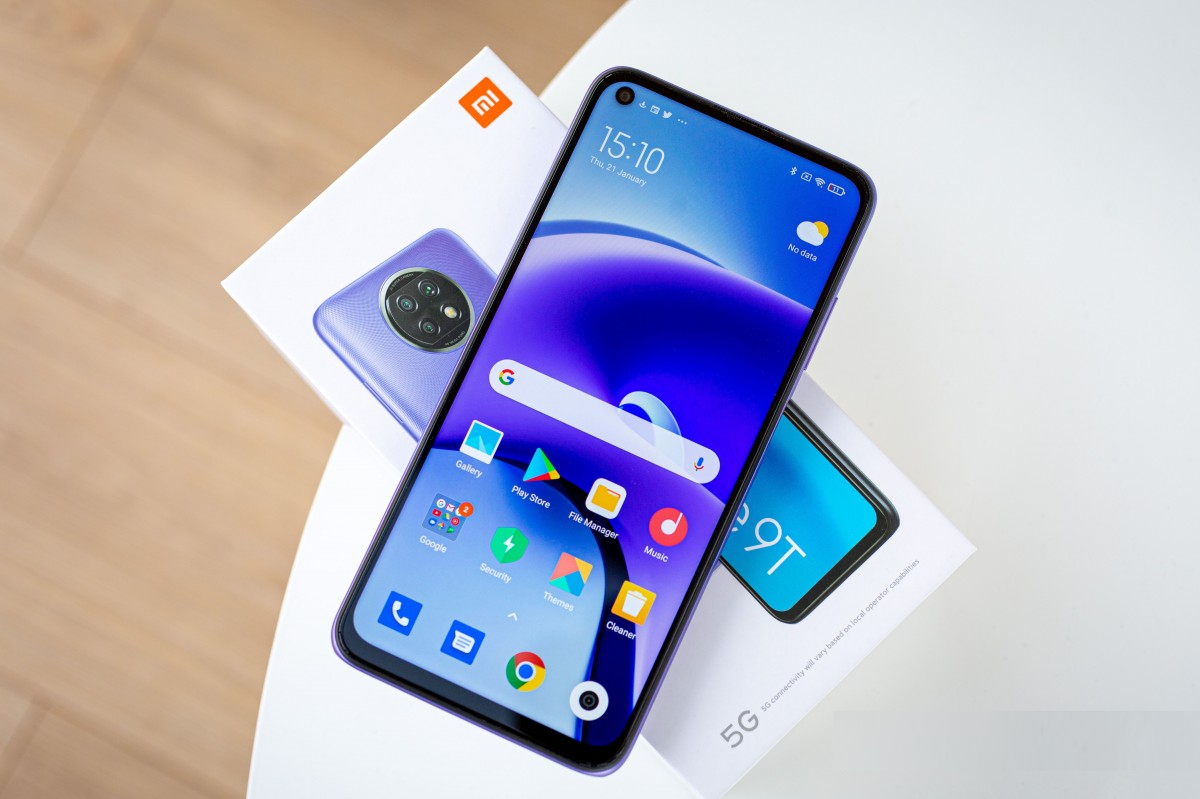 Redmi Note 9T in for review
