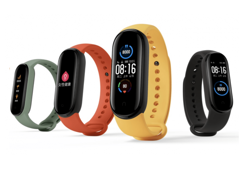 Mi Band 6 Exposure: Supports oxygen measurement and Xiaoai App: