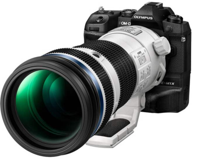 New Olympus 150-400mm f/4.5 PRO Lens Reviews