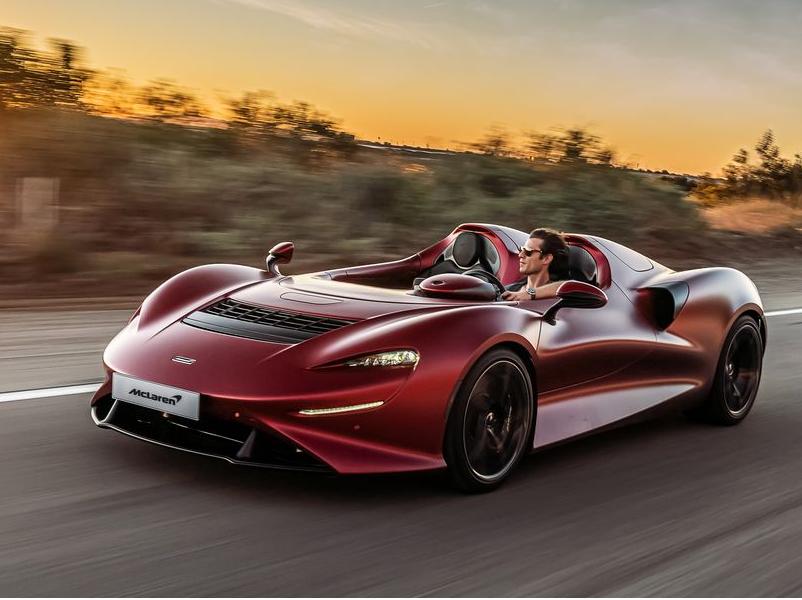 2021 McLaren Elva Takes It All Off