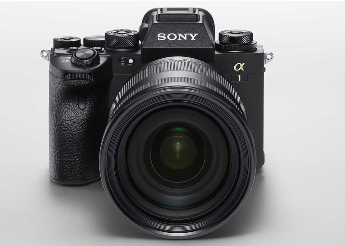 The Sony a1 is Doing Something Completely Different