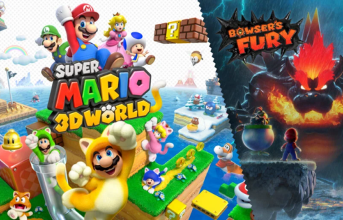 Hands on: Super Mario 3D World + Bowser's Fury Review