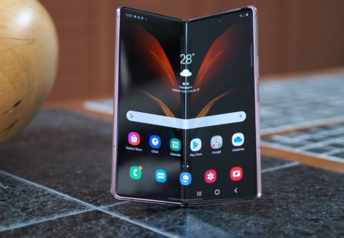 In 2020, the Samsung Galaxy Z Fold 2 felt like the future