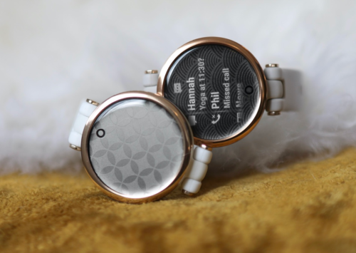 Garmin Lily is a 34mm slimmed down smartwatch aimed at women
