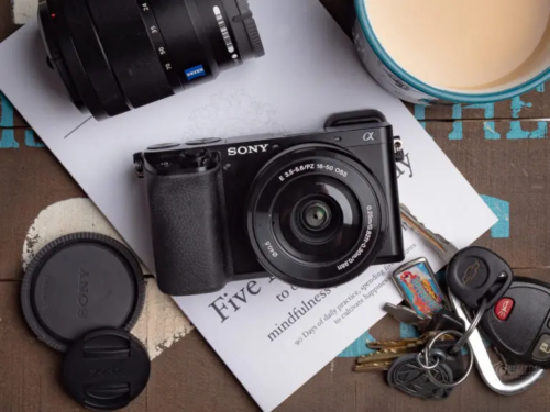 New Year, New You. 5 Mirrorless Cameras Perfect For Beginners