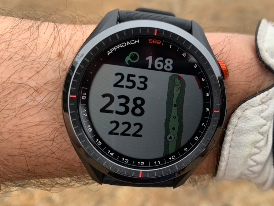 Garmin ​Approach S62 review: the complete golf watch
