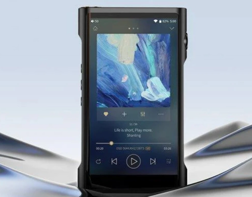 Shanling M8 Audio Player Review