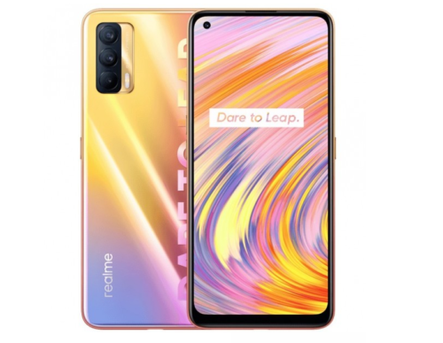 Realme V15 5G announced: Dimensity 800U, 64MP triple camera, and 50W charging