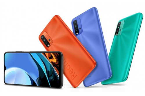 Xiaomi Redmi 9T brings Snapdragon 662, 6,000mAh battery for €159