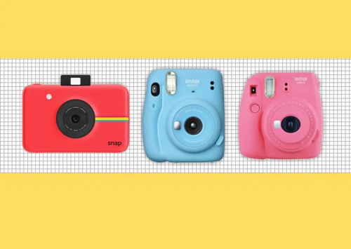 Top Instant Film Cameras You Can Buy Under PHP 5,000