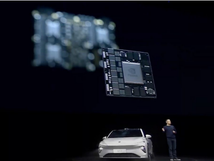 A cut-down RTX 3080 in a car? NIO ET7 sedan will use four NVIDIA Drive Orin SoCs for automated driving and AI