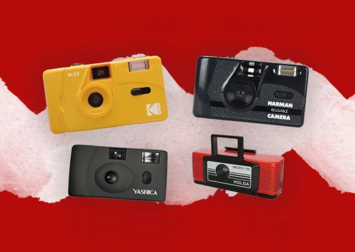 5 Affordable Reusable Film Cameras You Can Buy!